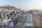 Trachten Award 2016 - Erste Bank Lounge - Mo 12.09.2016 - Dachterrasse, Sommer, Cocktail, Party, feiern, Wien179