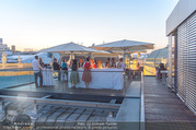 Trachten Award 2016 - Erste Bank Lounge - Mo 12.09.2016 - Dachterrasse, Sommer, Cocktail, Party, feiern, Wien188