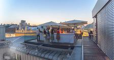 Trachten Award 2016 - Erste Bank Lounge - Mo 12.09.2016 - Dachterrasse, Sommer, Cocktail, Party, feiern, Wien189