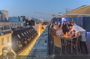 Trachten Award 2016 - Erste Bank Lounge - Mo 12.09.2016 - Dachterrasse, Sommer, Cocktail, Party, feiern, Wien194