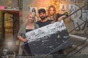 beyond borders Ausstellung - Das Werk - Di 13.09.2016 - Morteza TAVAKOLI, Barbara KAUDELKA, Tine KALTENECKER1