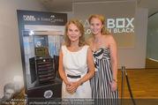 Karlbox - Mumok Lounge - Mi 14.09.2016 - Mary Gr�fin VON FABER-CASTELL mit Tochter Katharina10
