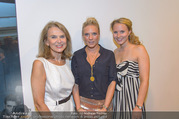 Karlbox - Mumok Lounge - Mi 14.09.2016 - Mary Gr�fin VON FABER-CASTELL mit Tochter Katharina Niko FECHTE15