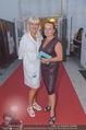 Calisti Show - Vienna Fashion Week - Mi 14.09.2016 - Ziggi M�LLER, Elisabeth MUTH2