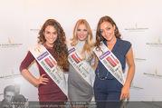 Miss Austria PK - Rochus - Do 15.09.2016 - Dragana STANKOVIC, Kimberly BUDINSKY, Dajana DZINIC16