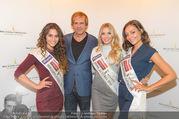 Miss Austria PK - Rochus - Do 15.09.2016 - Dragana STANKOVIC, Kimberly BUDINSKY, Mario MINAR, Dajana DZINIC22