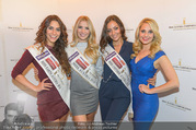 Miss Austria PK - Rochus - Do 15.09.2016 - Dragana STANKOVIC, Kimberly BUDINSKY, Mario MINAR, Dajana DZINIC23