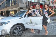 Miss Austria PK - Rochus - Do 15.09.2016 - Dragana STANKOVIC, Kimberly BUDINSKY, Dajana DZINIC33