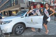 Miss Austria PK - Rochus - Do 15.09.2016 - Dragana STANKOVIC, Kimberly BUDINSKY, Dajana DZINIC34