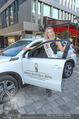 Miss Austria PK - Rochus - Do 15.09.2016 - Dragana STANKOVIC mit ihrem neuen Auto35