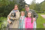 Licht ins Dunkel bei Nagy - Nagy Privathaus Gutenstein - Sa 17.09.2016 - Barbara KARLICH mit Tochter Gloria, Leo NAGY mit Urenkerl Kiyana23