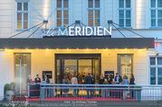Re-Opening - LeMeridien - Mo 19.09.2016 - Le-Meridien von au�en1