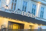 Re-Opening - LeMeridien - Mo 19.09.2016 - Le-Meridien von au�en2