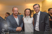 Re-Opening - LeMeridien - Mo 19.09.2016 - Gery KESZLER, Gabi Gabriele BENZ, Hans MAHR53