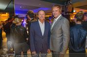 Re-Opening - LeMeridien - Mo 19.09.2016 - Mario MINAR mit Bruder Ernst MINAR56