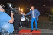 Die Tagespresse Show Premiere - Rabenhof Theater - Di 20.09.2016 - Richard LUGNER kommt allein und muss erstmal aufs Klo13