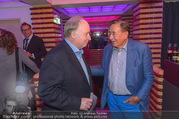 Die Tagespresse Show Premiere - Rabenhof Theater - Di 20.09.2016 - Richard LUGNER, Hans RAUSCHER30