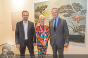 Vienna Contemporary Opening - Marx Halle - Mi 21.09.2016 - Dmitry AKSENOV, Christina STEINBRECHER-PFANDT, Andreas TREICHL104