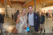Vienna Contemporary Opening - Marx Halle - Mi 21.09.2016 - Oliver und Caroline ATTENSAM110