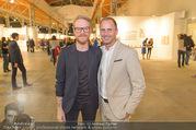 Vienna Contemporary Opening - Marx Halle - Mi 21.09.2016 - Thomas KIRCHGRABNER, Stefan LANG119
