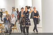 Vienna Contemporary Opening - Marx Halle - Mi 21.09.2016 - Anelia PESCHEV146