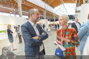 Vienna Contemporary Opening - Marx Halle - Mi 21.09.2016 - Christina STEINBRECHER-PFANDT, Thomas DROZDA21