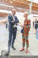 Vienna Contemporary Opening - Marx Halle - Mi 21.09.2016 - Christina STEINBRECHER-PFANDT, Thomas DROZDA22