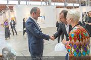 Vienna Contemporary Opening - Marx Halle - Mi 21.09.2016 - 23