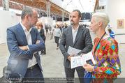 Vienna Contemporary Opening - Marx Halle - Mi 21.09.2016 - Christina STEINBRECHER-PFANDT, Thomas DROZDA, Dmitry AKSENOV27
