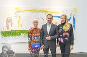 Vienna Contemporary Opening - Marx Halle - Mi 21.09.2016 - Christina STEINBRECHER-PFANDT, Thomas DROZDA, Eva DICHAND3
