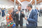 Vienna Contemporary Opening - Marx Halle - Mi 21.09.2016 - Christina STEINBRECHER-PFANDT, Thomas DROZDA, Dmitry AKSENOV35