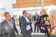 Vienna Contemporary Opening - Marx Halle - Mi 21.09.2016 - Thomas DROZDA, Eva DICHAND43