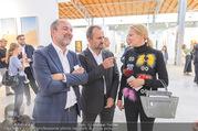 Vienna Contemporary Opening - Marx Halle - Mi 21.09.2016 - Thomas DROZDA, Eva DICHAND, Dmitry AKSENOV49