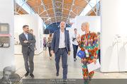 Vienna Contemporary Opening - Marx Halle - Mi 21.09.2016 - Christina STEINBRECHER-PFANDT, Thomas DROZDA67