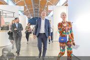 Vienna Contemporary Opening - Marx Halle - Mi 21.09.2016 - Christina STEINBRECHER-PFANDT, Thomas DROZDA68