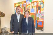 Vienna Contemporary Opening - Marx Halle - Mi 21.09.2016 - Dmitry AKSENOV, Helga RABL-STADLER73