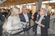 Vienna Contemporary Opening - Marx Halle - Mi 21.09.2016 - Christina NOELL, Gerhard HARTINGER, Silvie EISENBURGER-KUNZ79