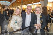 Vienna Contemporary Opening - Marx Halle - Mi 21.09.2016 - Christina NOELL, Gerhard HARTINGER, Silvie EISENBURGER-KUNZ80