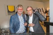 Vienna Contemporary Opening - Marx Halle - Mi 21.09.2016 - Peter COELN, Alfred WEIDINGER86