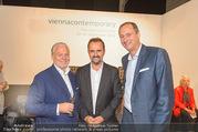 Vienna Contemporary Opening - Marx Halle - Mi 21.09.2016 - Wolfgang ROSAM, Dmitry AKSENOV, Andreas Mailath POKORNY89