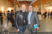 Vienna Contemporary Opening - Marx Halle - Mi 21.09.2016 - Roberto LHOTKA, Florens EBLINGER91