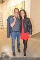 Vienna Contemporary Opening - Marx Halle - Mi 21.09.2016 - Christian OXONITSCH mit Ehefrau92