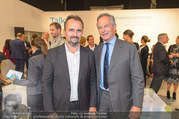 Vienna Contemporary Opening - Marx Halle - Mi 21.09.2016 - Dmitry AKSENOV, Andreas TREICHL98