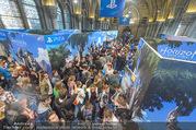 Playstation auf der Game City - Rathaus - Sa 24.09.2016 - 122