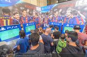 Playstation auf der Game City - Rathaus - Sa 24.09.2016 - 220