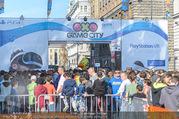 Playstation auf der Game City - Rathaus - Sa 24.09.2016 - 26