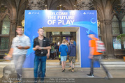 Playstation auf der Game City - Rathaus - Sa 24.09.2016 - 83