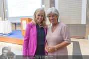 Heinz Fischer Buchpräsentation - Nationalbank - Mi 28.09.2016 - Verena SCHEITZ, Heide SCHMIDT16