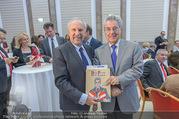 Heinz Fischer Buchpräsentation - Nationalbank - Mi 28.09.2016 - Heinz FISCHER, Ewald NOWOTNY18