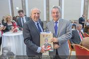 Heinz Fischer Buchpräsentation - Nationalbank - Mi 28.09.2016 - Heinz FISCHER, Ewald NOWOTNY19